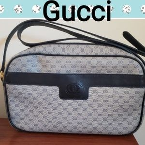 Genuine Gucci crossbody bag